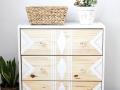 Ikea-Rast-Dresser-White-Stencil