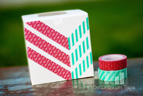 Washi This! Downtown Tape Giveaway (GIVEAWAY NOW CLOSED)