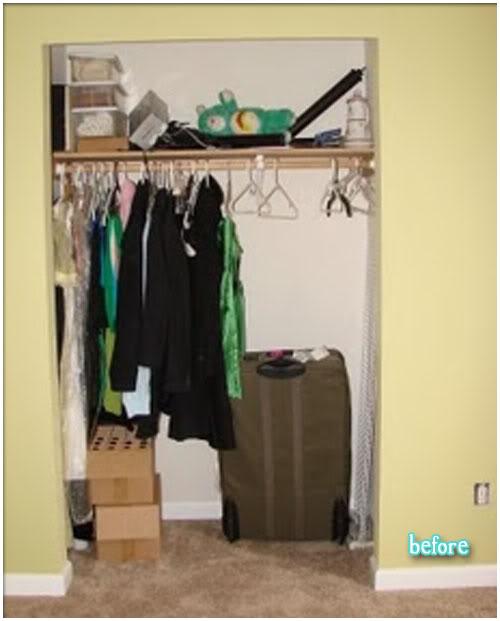Baby Alice's Closet