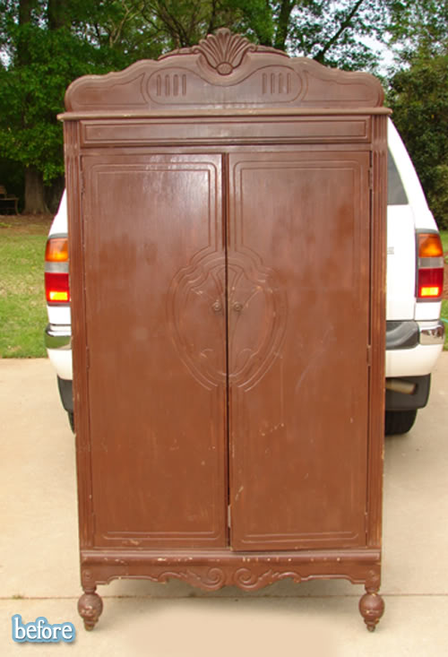 A Marred Armoire