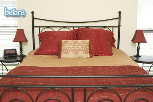 Beth's Bright Bedroom