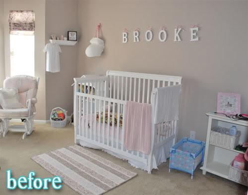 Bye Bye Baby Room