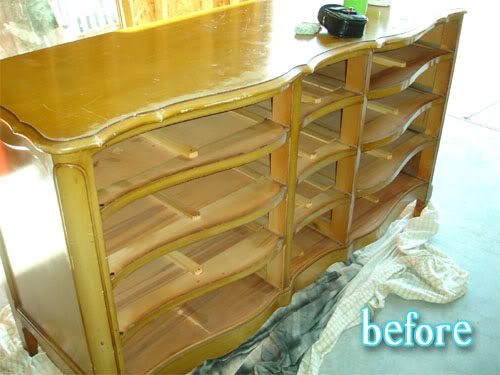 Dresser n Desk