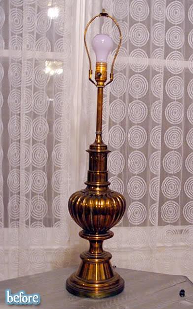 Glam Lamp, Gram!