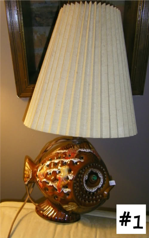 Ugly Lamp Contest: Round One