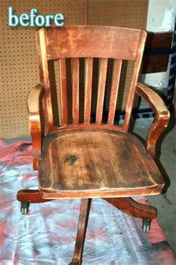 Crocker Chair