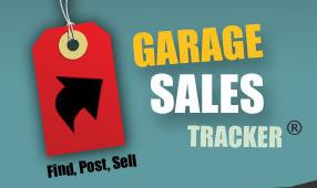 Sponsor Alert: Garage Sales Tracker!
