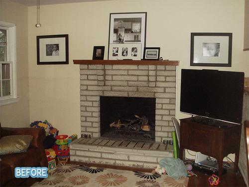 Living Room For Improvement