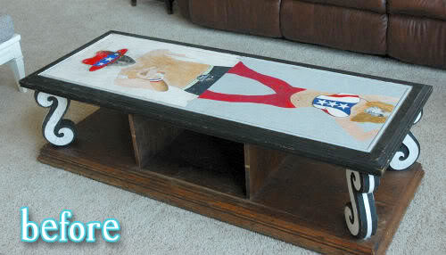 Coffee Table Collaboration