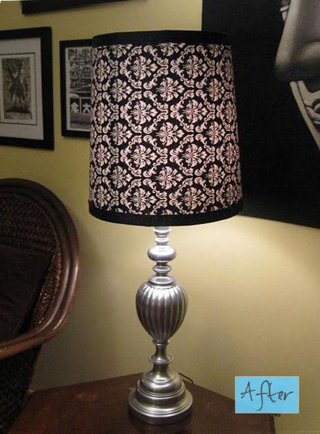 Grandma's Lamp
