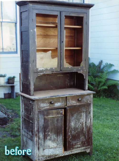 Lucille's Cabinet