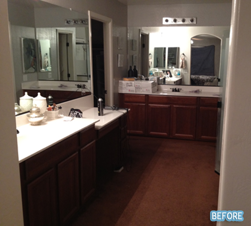 Degrossifying my bathroom: Final Chapter, (giveaway now closed)
