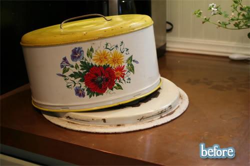 A Lite Cake Recipe