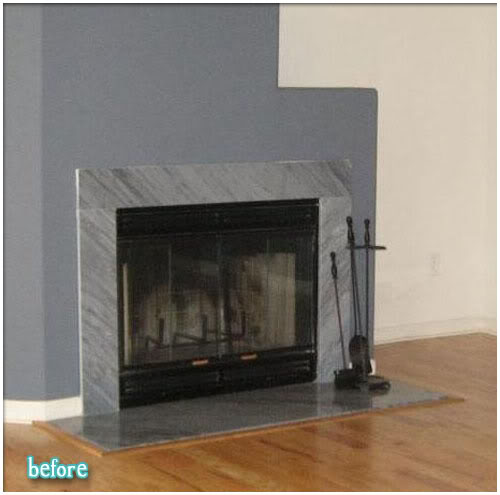 Fluttering Fireplace