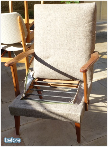 Chairs baby, Chairs mama!