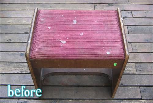 Ikea Vanity Seat