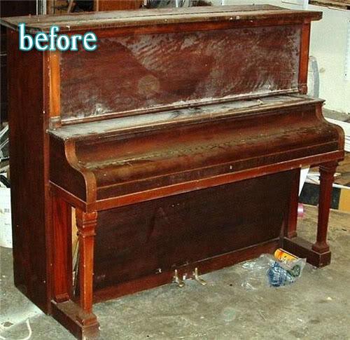 Grandma Hattie's Piano