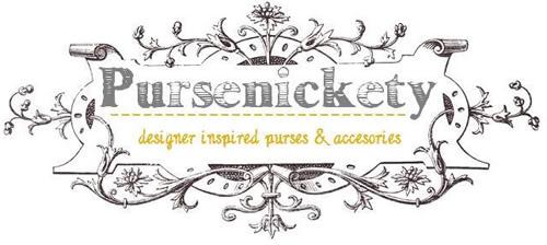 Pursenickety!