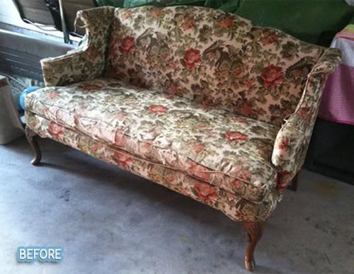 Sofa Reeking Better (say it fast!)