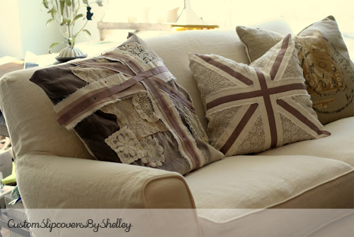 Slipcovers with Shelley Giveaway! (GIVEAWAY NOW CLOSED)