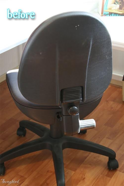 A Songbird Chair