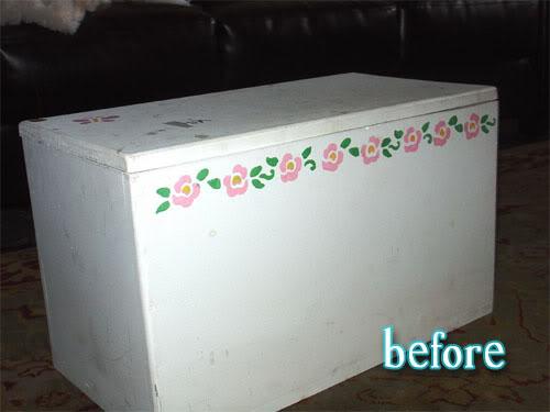 Posh Toy Box