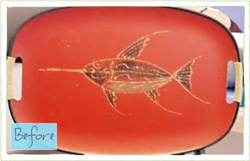 Swordfish Tray