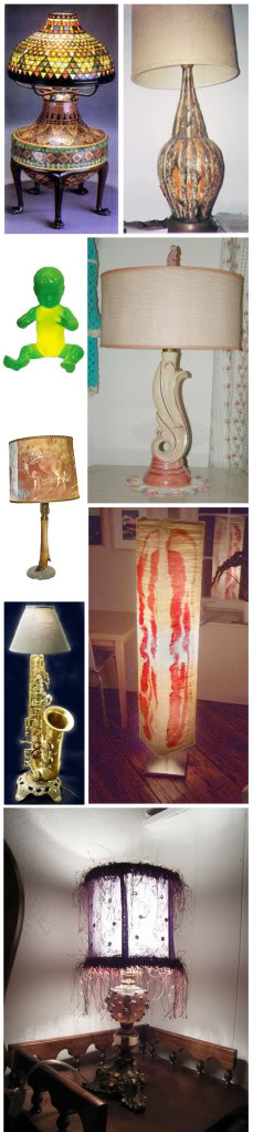Ugly Lamp Contest!!!