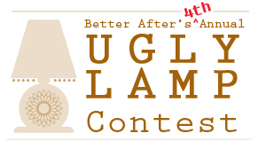 Ugly Lamp Contest 2013