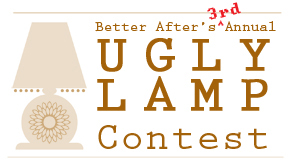 Ugly Lamp Contest!