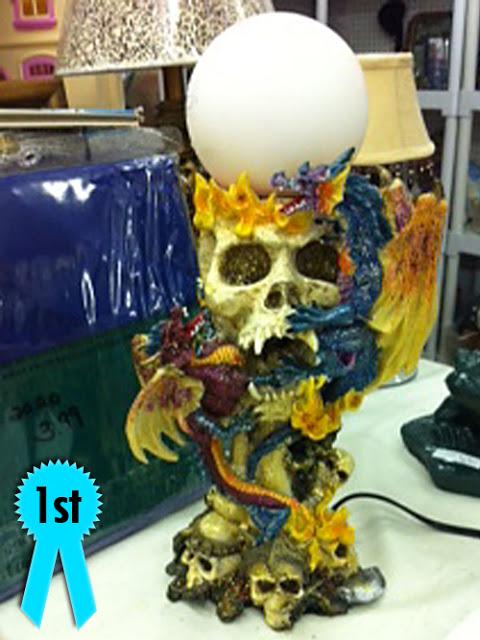 2012 Ugly Lamp CHAMPION
