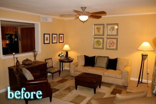 Tasha's Living Room