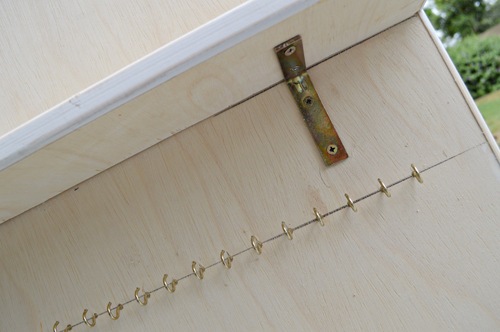 DIY Jewelry Board, from betterafter.net