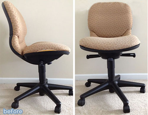 Looking for the perfect chair makeover?