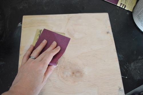 3M no-slip grip sanding paper