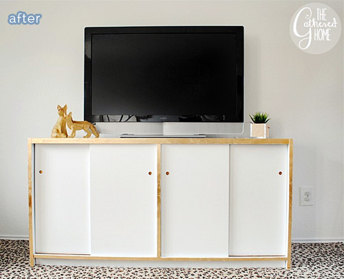 golf_leaf_credenza_makeover_after