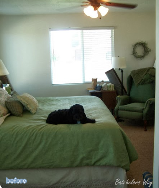 budget blasting master bedroom makeover on betterafter.net
