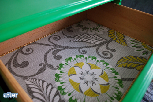 Check out these two awesome table makeovers at betterafter.net