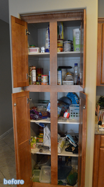 My Pantry Makeover and NatureBox Giveaway!