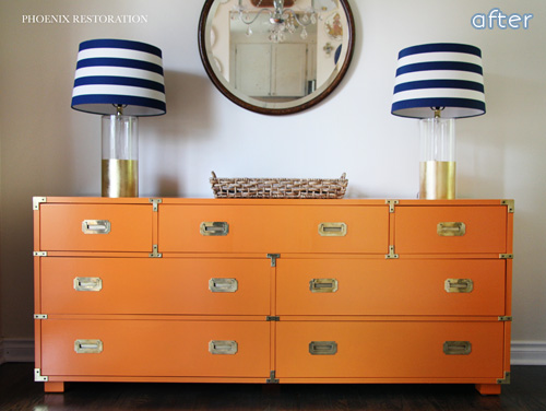 Don't miss this campaign dresser makeover at betterafter.net