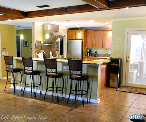 What a transformation! Don't miss this kitchen makeover on betterafter.net