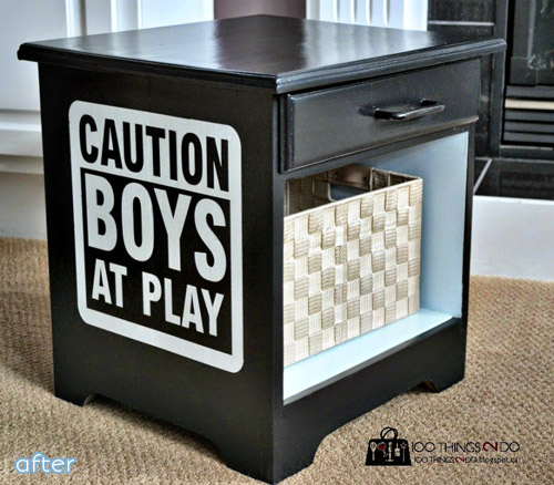 Don't miss these kiddie furniture makeovers at betterafter.net