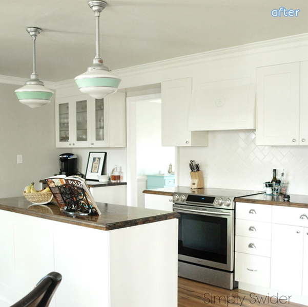 Don't miss this dramatic kitchen makeover at betterafter.net