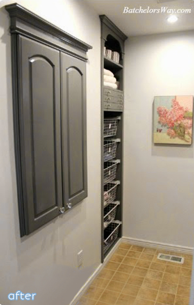 gray_laundry_room_makeover after