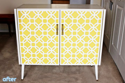 white_yellow_cabinet_makeover_after