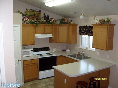 kitchen before | betterafter.net