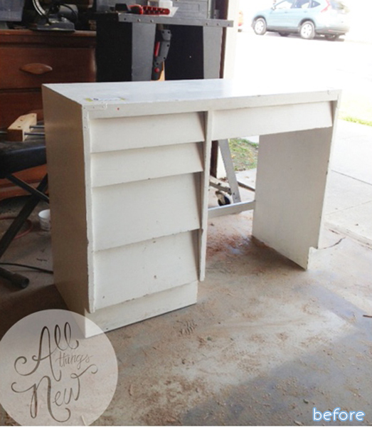 desk makeover | betterafter.net