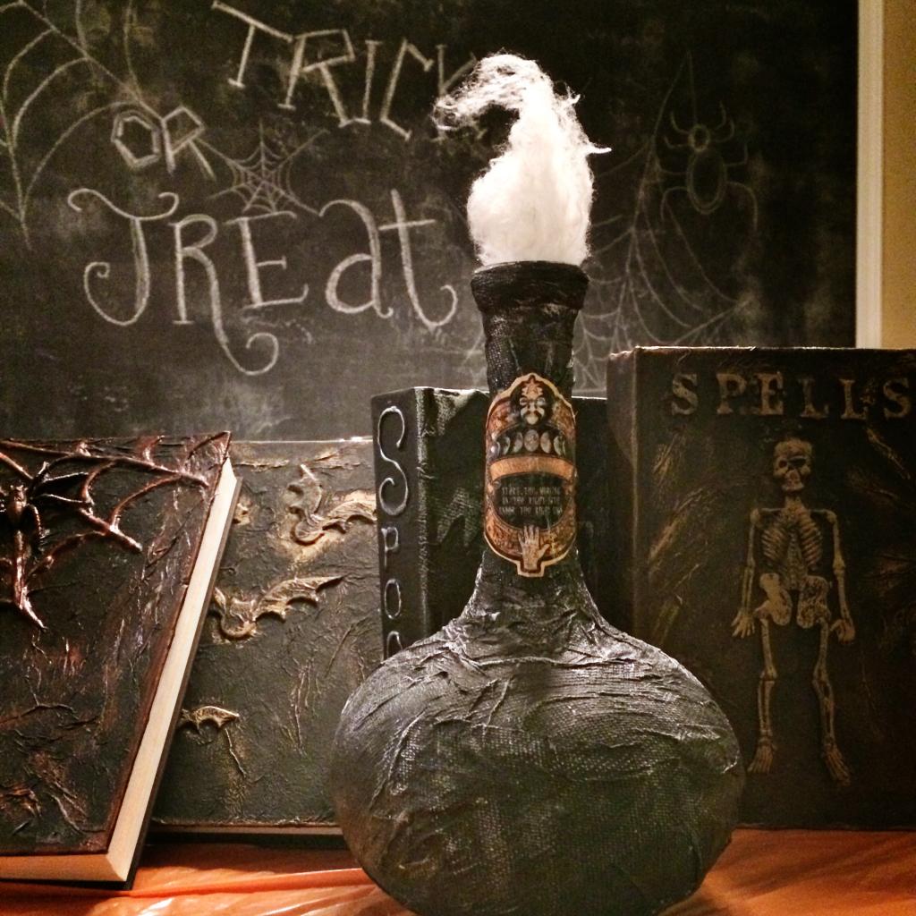 altered halloween bottle1