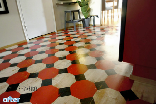 red - black - floor | betterafter.net