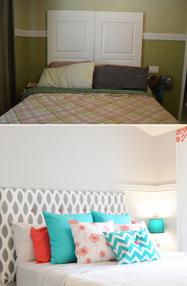 betterafter gives back headboard makeover | betterafter.net